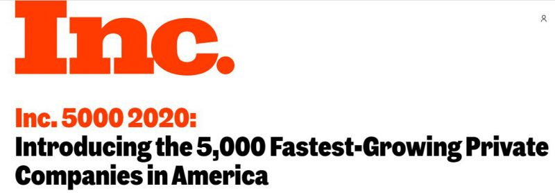 Article - Press Release: LionDesk Recognized as a Fastest Growing Company on INC 5000 List