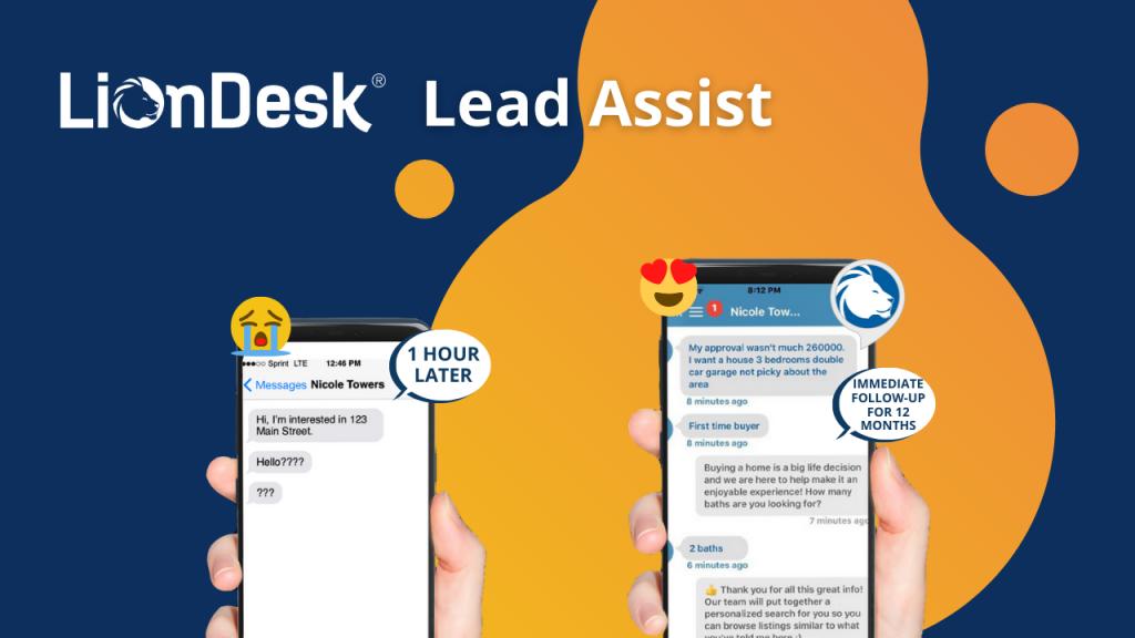 LionDesk Lead Assist