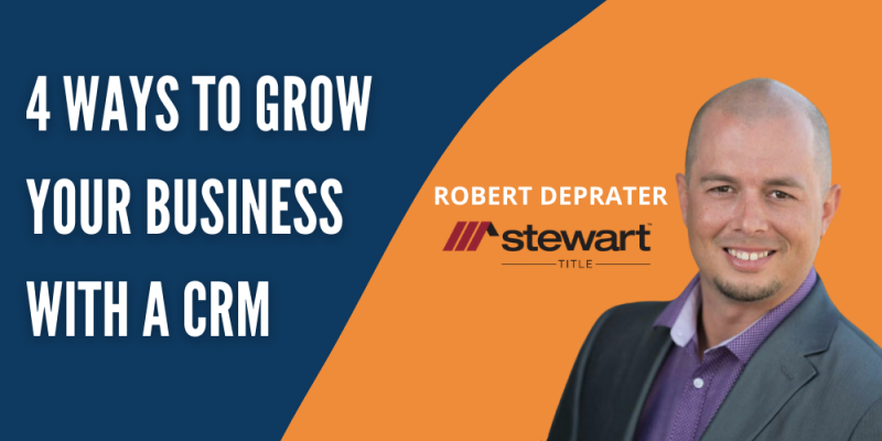 Article - 4 Ways to Grow Your Business With a CRM