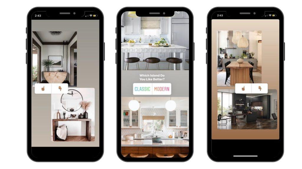 Instagram Polls for Real Estate