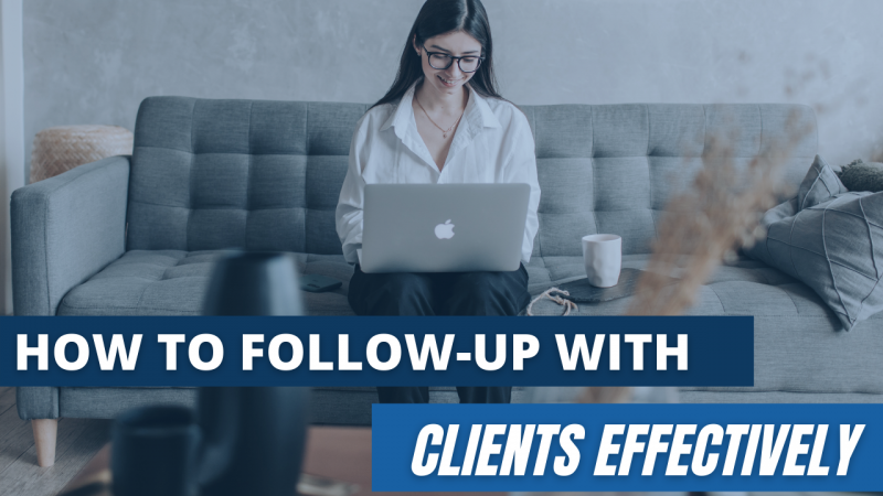 Article - How To Follow Up With Clients Effectively