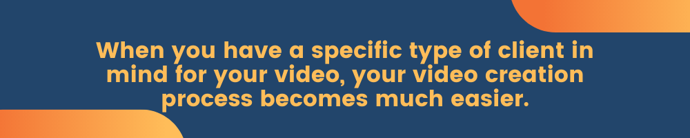 segment your video audience